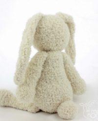 króliczek mięciutka przytulanka dla dzieci