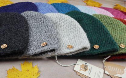 czapki z alpaki