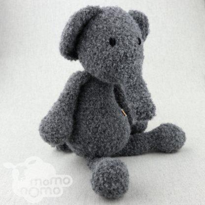słoń przytulanka z alpaki