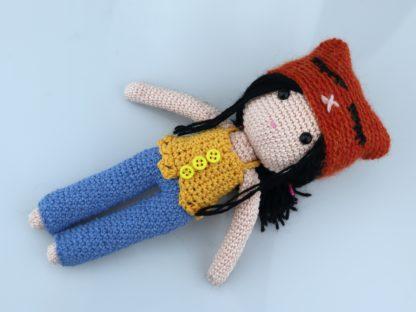 lalka dla dziewczynek ręcznie wykonana