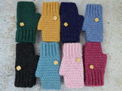 rękawiczki damskie z alpaki