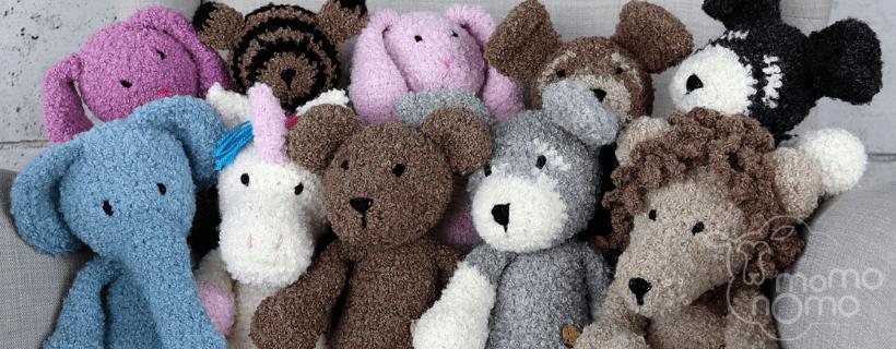 pluszaki z alpaki ręcznie wykonane maskotki dla dzieci